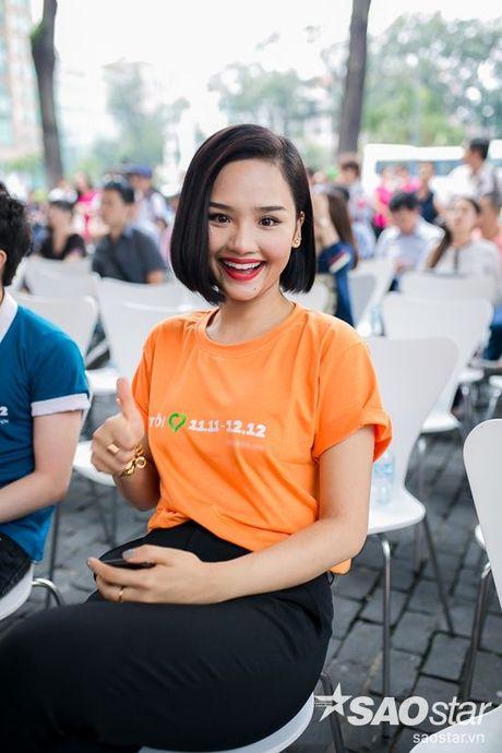 'Bo ba sieu quay' Thanh Duy - Miu Le - Huynh Lap ru nhau dai nao su kien - Anh 10