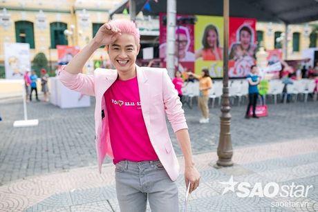 'Bo ba sieu quay' Thanh Duy - Miu Le - Huynh Lap ru nhau dai nao su kien - Anh 1