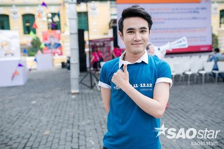 'Bo ba sieu quay' Thanh Duy - Miu Le - Huynh Lap ru nhau dai nao su kien - Anh 5