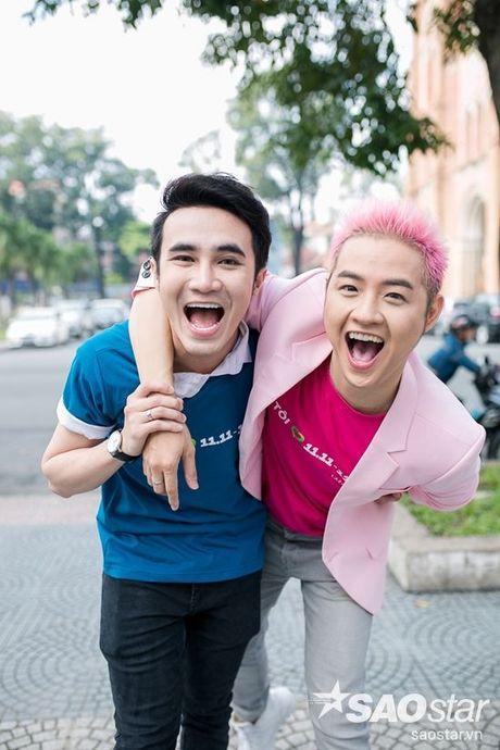'Bo ba sieu quay' Thanh Duy - Miu Le - Huynh Lap ru nhau dai nao su kien - Anh 8