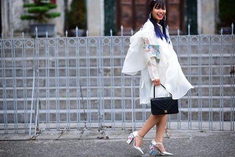 Ha Kino, Thythu Nguyen cung 500 anh em da co mat tai Ha Noi cho 'ngay hoi street style' - Anh 2