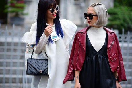 Ha Kino, Thythu Nguyen cung 500 anh em da co mat tai Ha Noi cho 'ngay hoi street style' - Anh 3