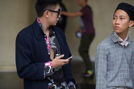 Ha Kino, Thythu Nguyen cung 500 anh em da co mat tai Ha Noi cho 'ngay hoi street style' - Anh 6