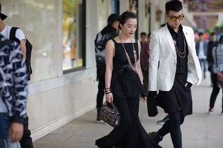 Ha Kino, Thythu Nguyen cung 500 anh em da co mat tai Ha Noi cho 'ngay hoi street style' - Anh 8