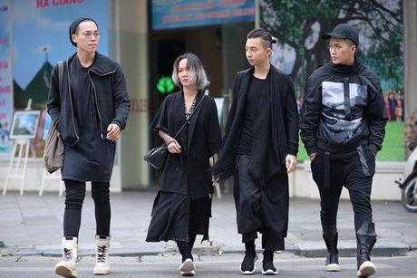 Ha Kino, Thythu Nguyen cung 500 anh em da co mat tai Ha Noi cho 'ngay hoi street style' - Anh 9