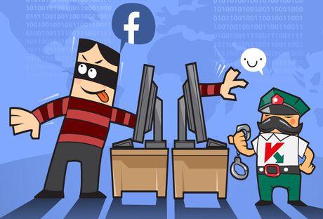 Quet ma doc cho tai khoan Facebook - Anh 1