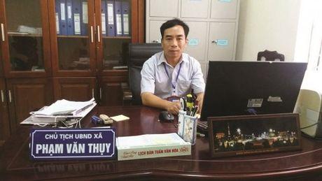 Xa Trung Nghia- TP Hung Yen: Nhung doi thay tren que huong anh hung - Anh 1