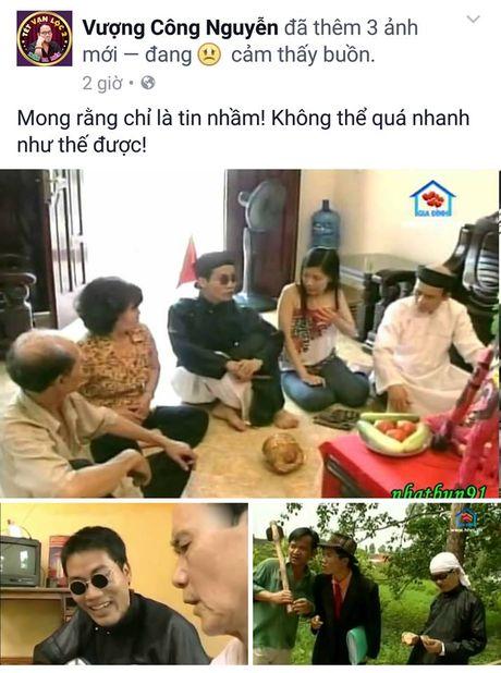 Nghe si Viet dau xot truoc su ra di dot ngot cua NSUT Pham Bang - Anh 7