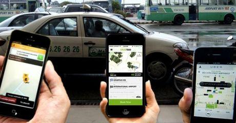 Uber khong the 'ne' trach nhiem tai Viet Nam - Anh 1