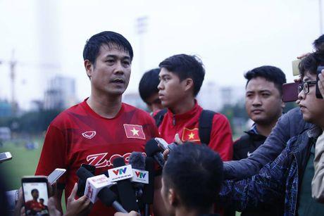 DT Viet Nam khoi day tinh than cho U.19 - Anh 1
