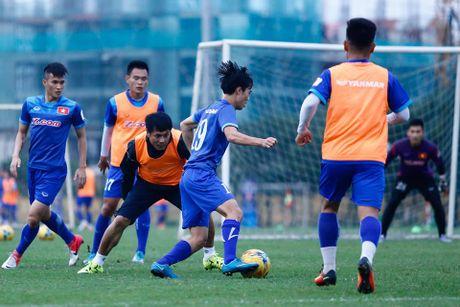 DT Viet Nam khoi day tinh than cho U.19 - Anh 2