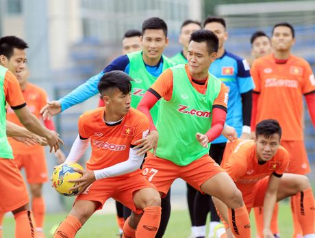 DT Viet Nam khoi day tinh than cho U.19 - Anh 3