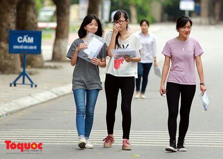 Dai hoc Ngoai thuong se to chuc thi rieng tu nam 2017 - Anh 1