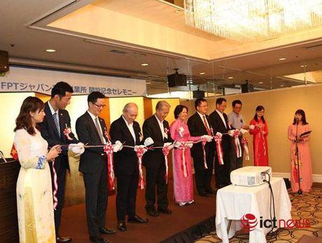FPT Nhat Ban can moc 100 trieu USD doanh thu - Anh 1