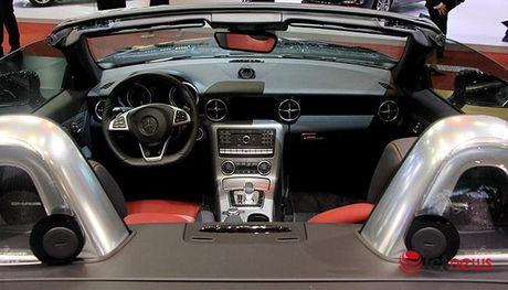 Mercedes-AMG SLC 43 chot gia hon 3,6 ty dong tai Viet Nam - Anh 11