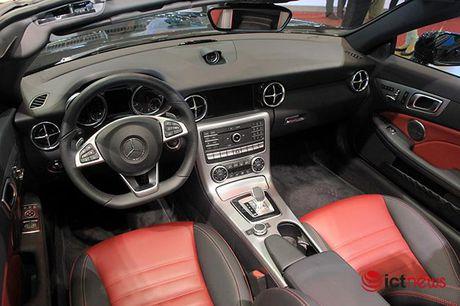 Mercedes-AMG SLC 43 chot gia hon 3,6 ty dong tai Viet Nam - Anh 12
