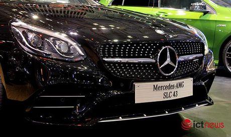 Mercedes-AMG SLC 43 chot gia hon 3,6 ty dong tai Viet Nam - Anh 2
