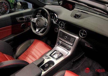 Mercedes-AMG SLC 43 chot gia hon 3,6 ty dong tai Viet Nam - Anh 3