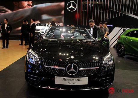 Mercedes-AMG SLC 43 chot gia hon 3,6 ty dong tai Viet Nam - Anh 4