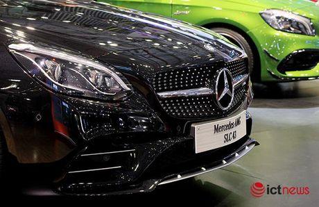 Mercedes-AMG SLC 43 chot gia hon 3,6 ty dong tai Viet Nam - Anh 6