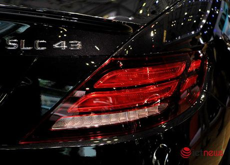 Mercedes-AMG SLC 43 chot gia hon 3,6 ty dong tai Viet Nam - Anh 8
