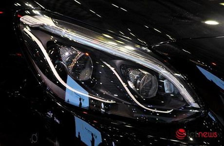Mercedes-AMG SLC 43 chot gia hon 3,6 ty dong tai Viet Nam - Anh 9