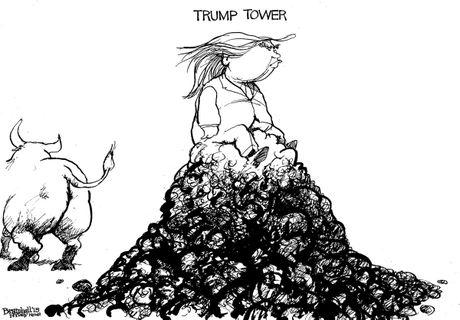 Trump dai phau de 'ra dang tong thong' trong tranh biem hoa - Anh 6