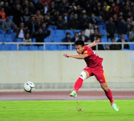Hau ve tuyen Viet Nam len ban mo truoc them AFF Cup - Anh 1