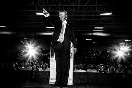 Donald Trump: Ung vien tong thong tai tieng nhat lich su My - Anh 10