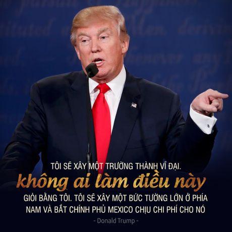 Donald Trump: Ung vien tong thong tai tieng nhat lich su My - Anh 5