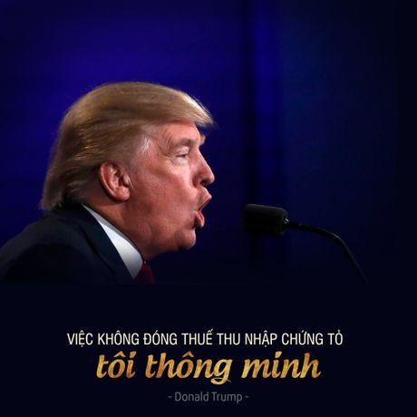 Donald Trump: Ung vien tong thong tai tieng nhat lich su My - Anh 9