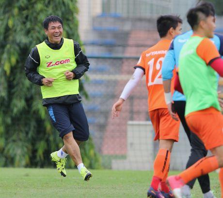 HLV Huu Thang: U19 du World Cup khong gay suc ep len DTVN - Anh 1