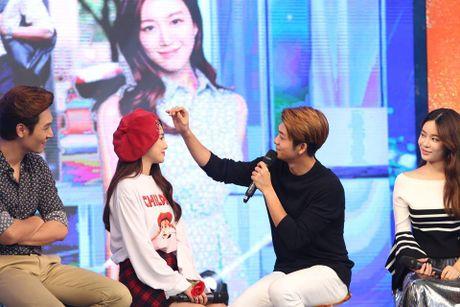 Kang Tae Oh tiet lo so lan hon Nha Phuong tren truyen hinh - Anh 3
