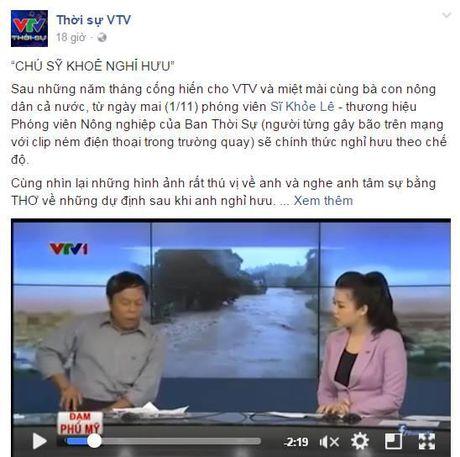 Phong vien nem dien thoai tren song VTV chinh thuc nghi huu - Anh 1