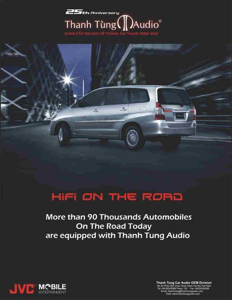 Thanh Tung Audio: Nham dich phan phoi 100.000 dan am thanh cho xe hoi - Anh 1