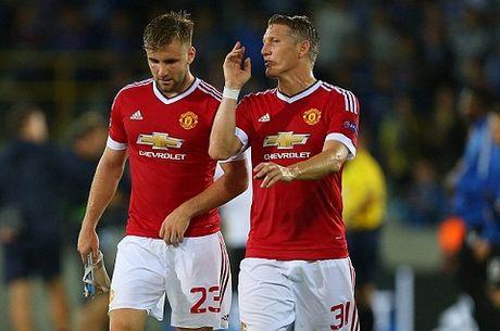 Schweinsteiger noi gi khi duoc tro lai doi mot Man United? - Anh 2