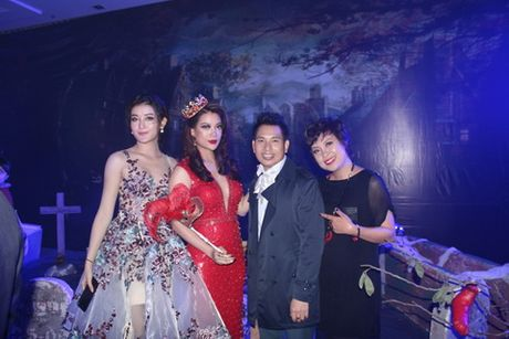Dao dien Dang Thai Huyen so ma van lam phim ma - Anh 7