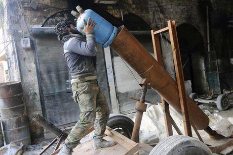 Chum anh: Nhung loai vu khi chi co trong cuoc chien o Syria - Anh 11