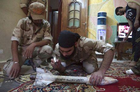 Chum anh: Nhung loai vu khi chi co trong cuoc chien o Syria - Anh 12