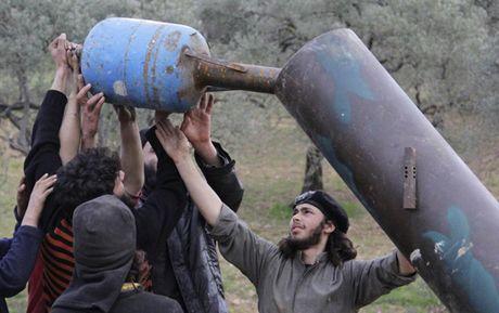 Chum anh: Nhung loai vu khi chi co trong cuoc chien o Syria - Anh 5