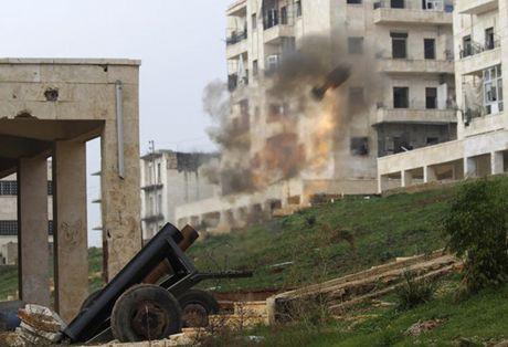 Chum anh: Nhung loai vu khi chi co trong cuoc chien o Syria - Anh 8
