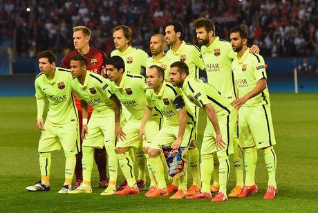 Nhung CLB co the vuot qua vong bang Champions League ngay tuan nay - Anh 4