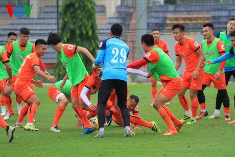 DT Viet Nam hao hung voi bai tap 'ky la' chuan bi dau voi Indonesia - Anh 7