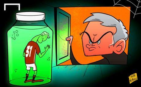 Biem hoa 24h: Gareth Bale toc cang dai cang 'phat tai' - Anh 4