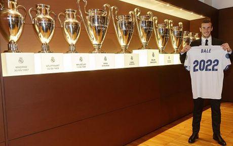 Top 10 cau thu huong luong cao nhat the gioi: Ronaldo va Messi dan dau - Anh 10