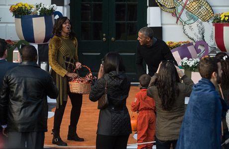 Hinh anh Halloween cuoi cung cua Tong thong Obama o Nha Trang - Anh 10