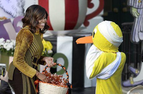 Hinh anh Halloween cuoi cung cua Tong thong Obama o Nha Trang - Anh 4
