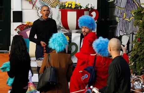 Hinh anh Halloween cuoi cung cua Tong thong Obama o Nha Trang - Anh 6
