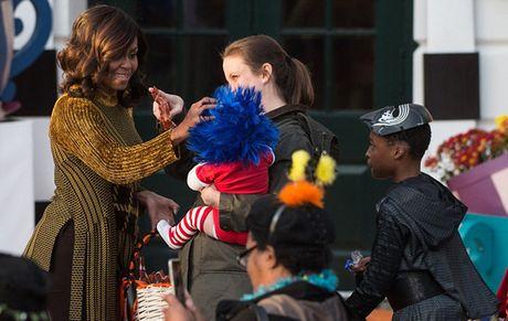 Hinh anh Halloween cuoi cung cua Tong thong Obama o Nha Trang - Anh 8