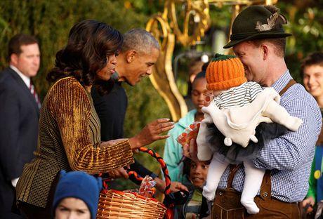 Hinh anh Halloween cuoi cung cua Tong thong Obama o Nha Trang - Anh 9